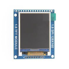 SD Card Slot LCD Driver Board 1.77 Inch 128x160 SPI Port Serial Interface 350cd/m²